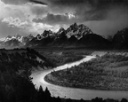 Ansel-Adams, The-Tetons-and-the-Snake_River. 1942,Wikipedia.jpg